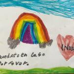 Inaya Khan (5 anys)