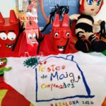 Emma i Maria Tortajada Garcia 9 i 7 anys